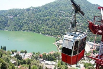 Hill stations in Auli