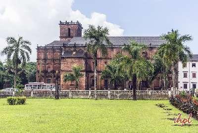 Rajasthan with Mumbai Goa Tour