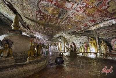 Heritage sites of Sri lanka