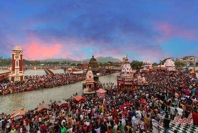3 Days Tour to Haridwar Rishikesh