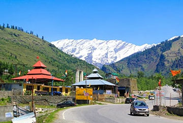 8 Days Himachal Tour Package
