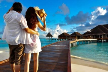 Best Maldives Honeymoon Package