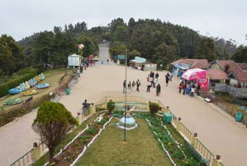 5 Days Bangalore Mysore Ooty Tour Package