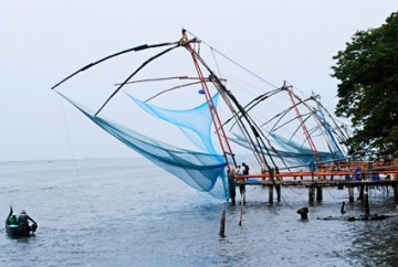 4 Day Kerala Backwater Tour with Alleppey