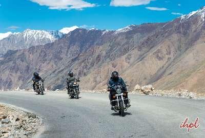 Spiti Valley Bike Tour