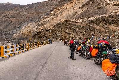 Lahaul Spiti Valley Bike tour 2020