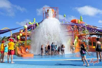 DreamWorld theme park in Gold Coast, Australia