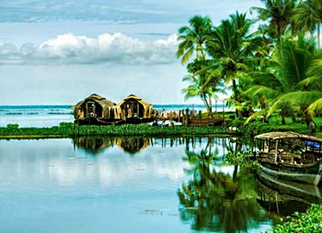 Munnar and Alleppey