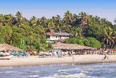 waterspots activities in Goa