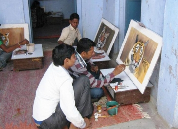 Ranthambore Schools of Art