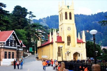 Shimla Calling -  A Luxury Tour by The Oberoi