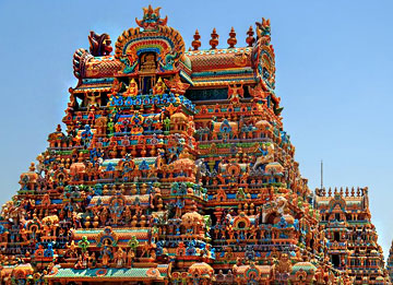 10 Days-Tamil Nadu Temple Tour
