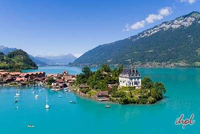Lake Brienz Lake in Switzerland