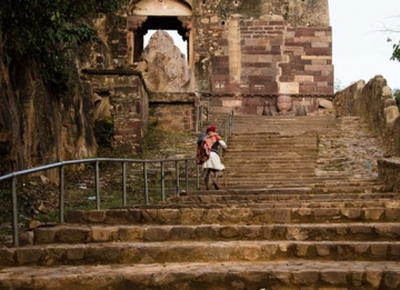 Trek to The Ranthambore Fort