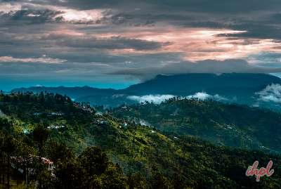 Hill stations of Uttarakhand