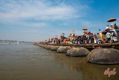 2 Nights 3 Days Varanasi and Allahabad Tour Package