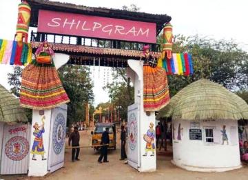 Visit Shilpgram