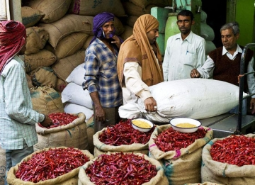 Asia's largest Spice Market