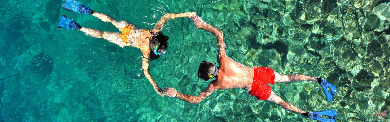 underwater activities in Thailand