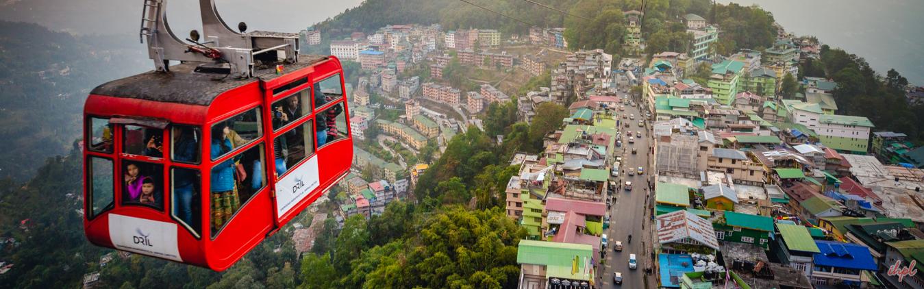 Sikkim Trek view