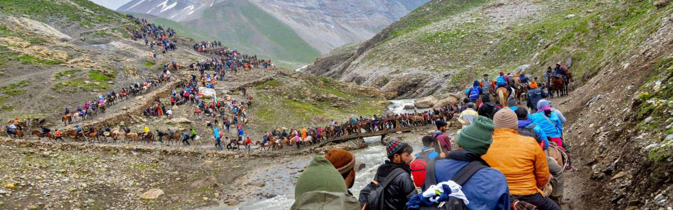 amarnath yatra from baltal