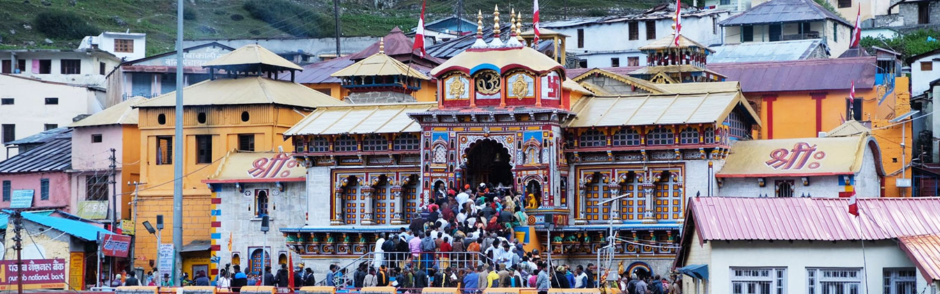 Badrinath Kedarnath tour