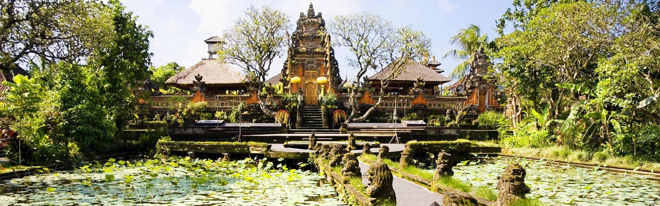 Temple of Bali, Indonesia
