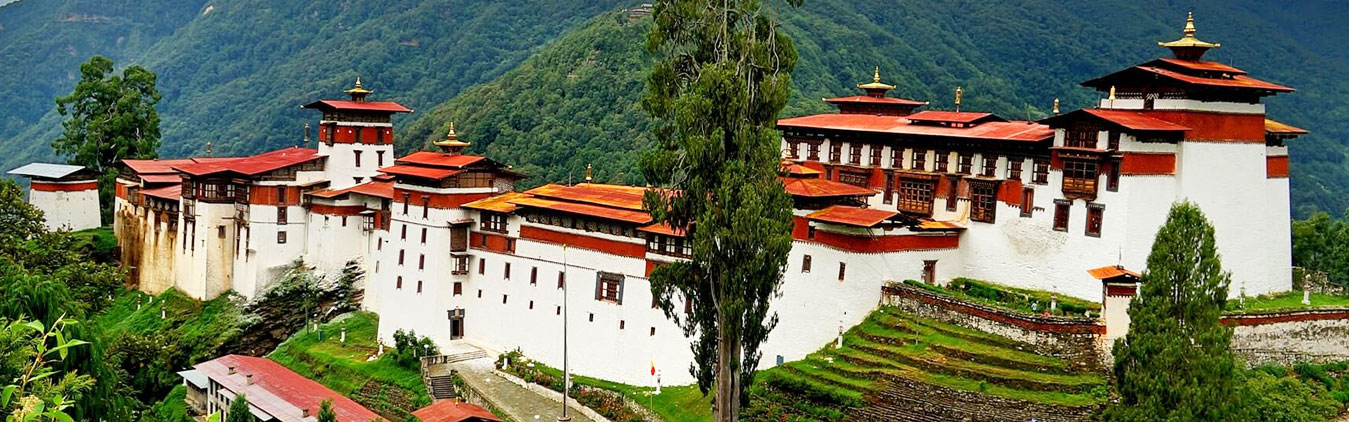 8 days Bhutan trip from India