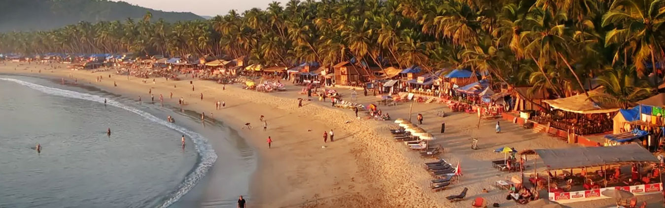 colva beach in goa