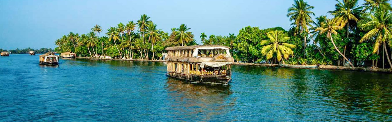 Golden Triangle Tour with Beach and  Backwaters
