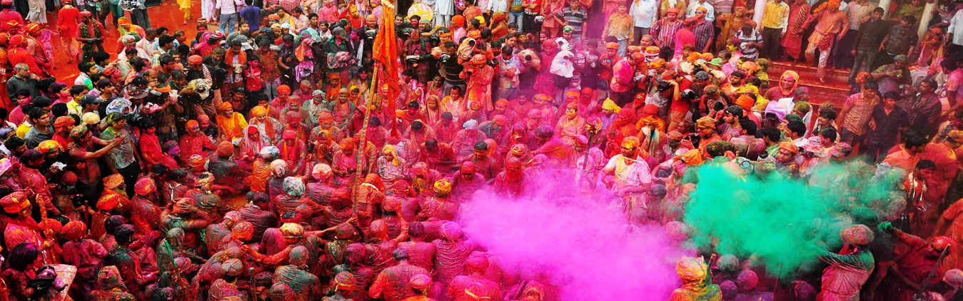 Holi tour packages
