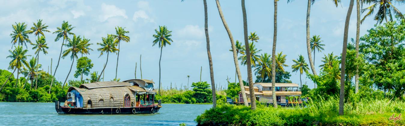 Backwater Destinations in Kerala