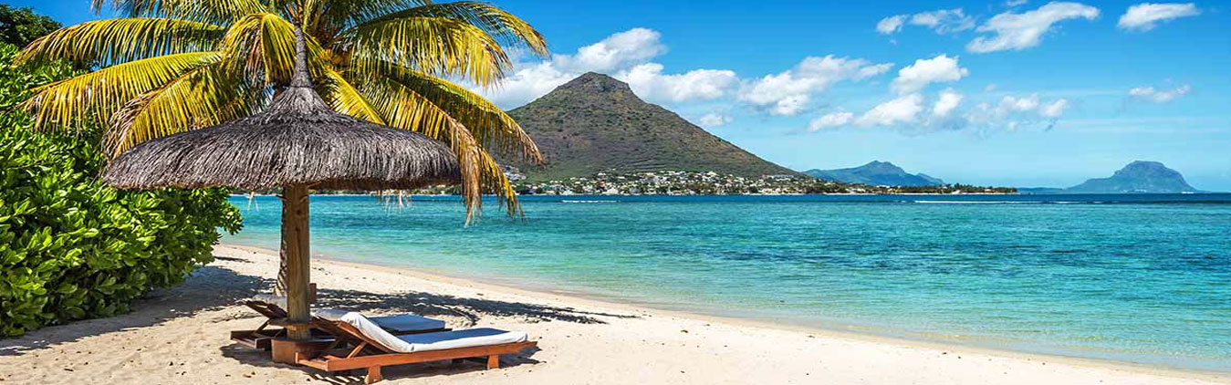 Enjoy beachside during Mauritius Tour Package from India