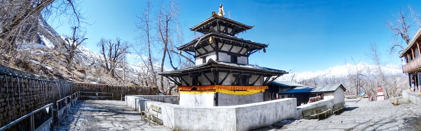 pashupatinath and muktinath darshan package