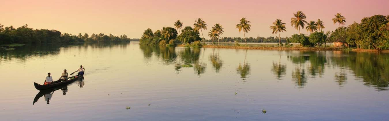 Mystical Backwaters of Kerala