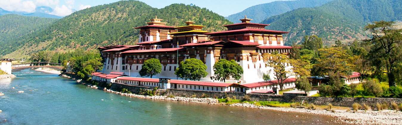 North East with Bhutan in 12 days