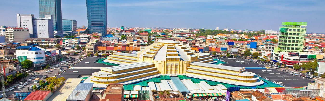 6 days Phnom Penh Siem Reap Tour