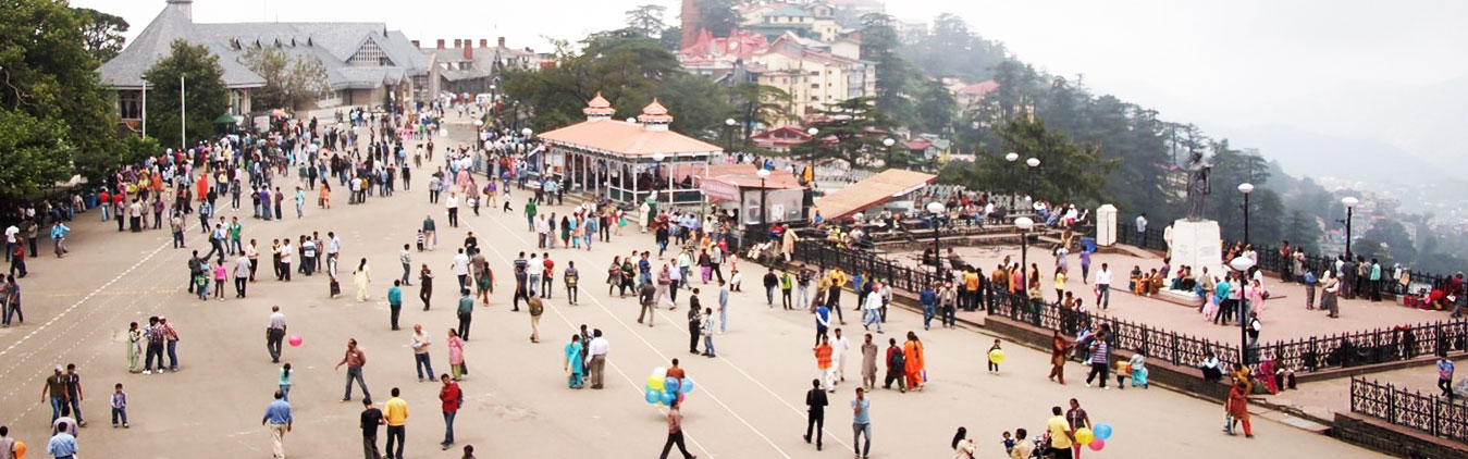 Shimla 5 Day Tour Package