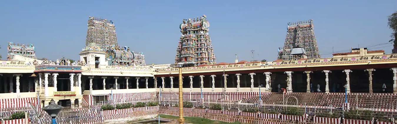 South India Palaces & Temples Tour
