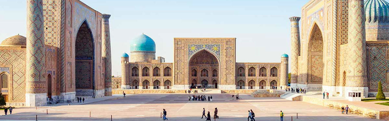 4 nights 5 Days Uzbekistan tour Package