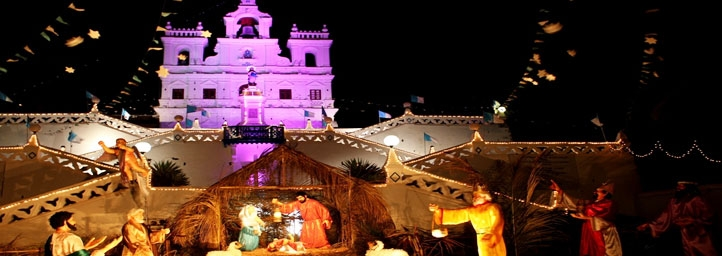 festival in goa, Christmas in Goa
