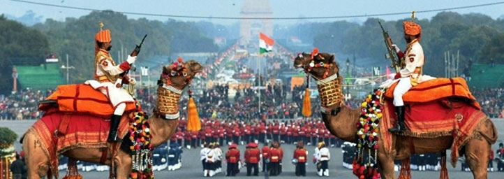Beating the Retreat Ceremony, festival in new delhi