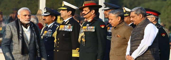 Beating the Retreat Ceremony, delhi