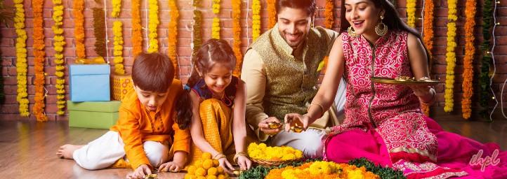 Diwali Festival in delhi