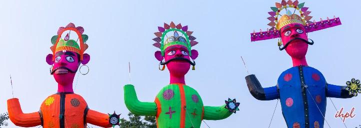 festival in delhi, Dussehra
