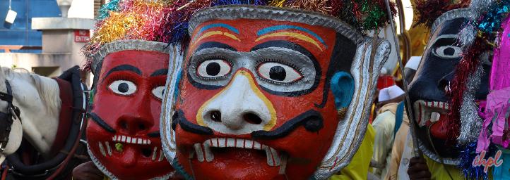 Dang Darbar festival in Gujarat