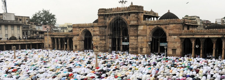 Id-ul- Fitr in Gujarat
