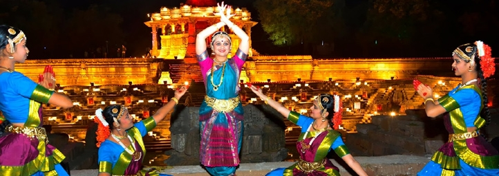 Modhera Dance Festival in gujarat