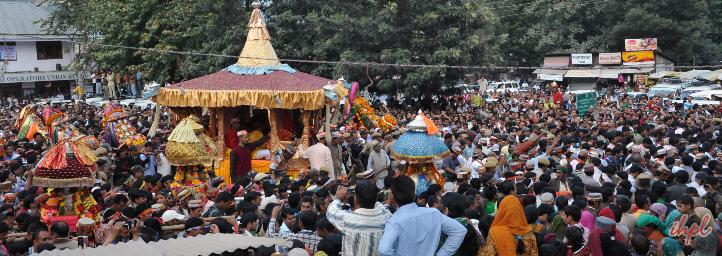 Minjar Fair, shimla