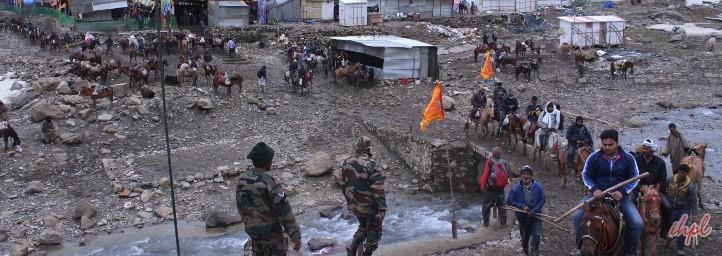Amarnath Yatra darshan in jammu & kashmir